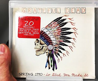 Grateful Dead 8 X CD Collection Sealed New UBER RARE OOP