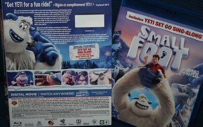 Small Foot (BLU RAY/2018) **See details**