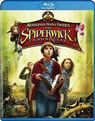 The Spiderwick Chronicles (Blu-ray Disc, 2013) - NEW!!