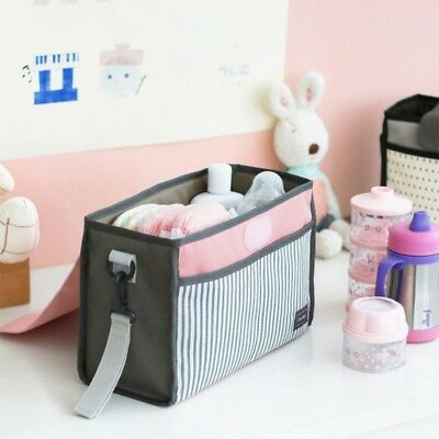 Large Waterproof Capacity Portable Travel Maternity Nappy Baby Infant Diaper Bag