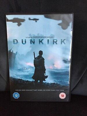 Dunkirk - A Christopher Nolan Film  (2 Disc DVD) ( watched , good condition)
