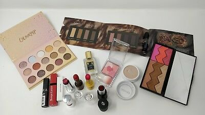 Assorted Mixed Makeup Beauty Bundle - 12 items: Chanel/YSL/NARS/Tom Ford/Fenty