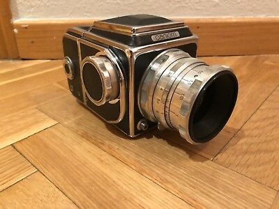 Camera Salyut SLR 50s with Lens Industar-29