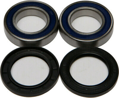 Yamaha YFM125 Grizzly Rear Axle Wheel Carrier Bearings and Seals Kit 2004-2012