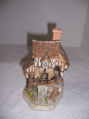 Mad Baron Fourthrite's Folly 1992 David Winter Cottages #12
