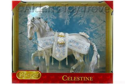 Breyer Celestine 700121 NEW Traditional Lipizzaner Mare Holiday Christmas Horse