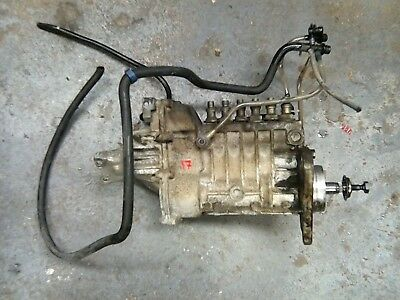 Om606 injection pump