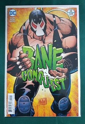 Bane Conquest #12 (Of 12) Dc Comics Near Mint 6/27/18