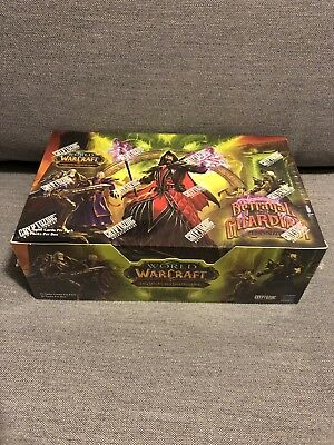 World Of Warcraft WOW TCG Betrayal Of The Guardians Sealed Box Booster 36 pks
