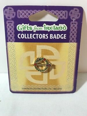 Gifts From Ireland Collectors Badge Pin New