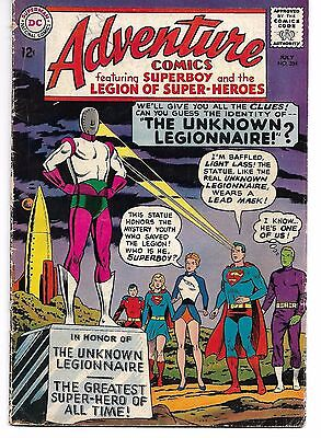SUPERBOY and the LEGION of SUPER-HEROES #334 Silver Age Adventure Comics