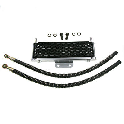 Oil Cooler Radiator Kit Fit YX140cc 150cc 160cc PIT PRO Trail Quad Dirt Bike