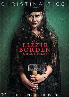 The Lizzie Borden Chronicles: First Season 1 One (DVD, 2016, 2-Disc Set) - NEW!!