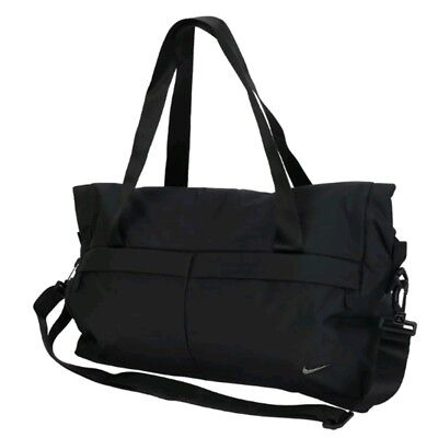 6c7f68c1a3 Nike Legend Club Bags Black Running Sports Duffel Bag YOGA GYM Sacks  BA5441-010