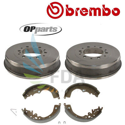 2010 For Chevrolet Silverado 1500 Rear Drum Brake Shoes Set Both Left and Right with 2 Years Manufacturer Warranty