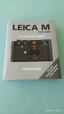 Digital photography books - Expanded Guide LEICA M