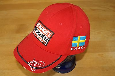 "Kappe Cap Flexfit ""TARGET"" Chip Ganassi Racing Kenny Bräck, Original!"