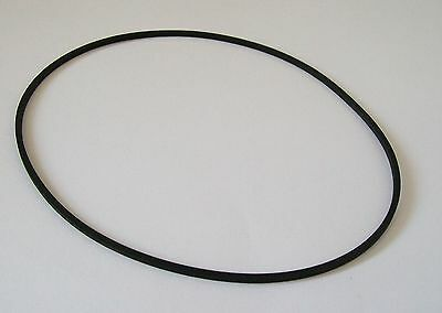 Rubber Drive Belt 180 mm Replacement For Cassette Reel To Reel Or Video Player.