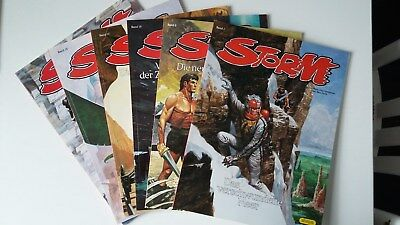Auswahl : Storm  Band 1 -  21   - Ehapa  Softcover