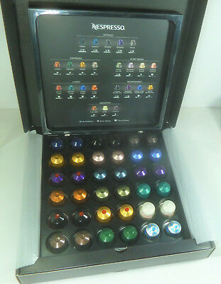 Nespresso Special Discovery Box Full With  36 Coffee Capsules,Fresh
