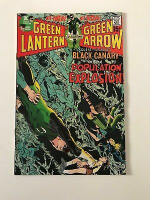 DC GREEN LANTERN #81 Co-Starring Green Arrow 1970 DEC.( SEE ALL PICTURES )