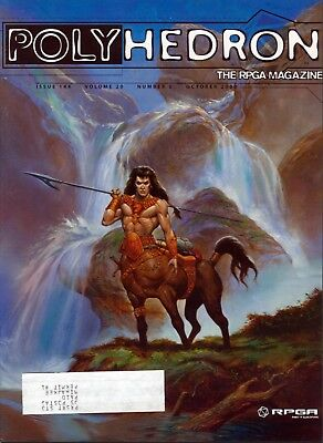 Polyhedron Magazine Complete Run - 171 Issues Extras  PDF  DVD Dungeons Dragons