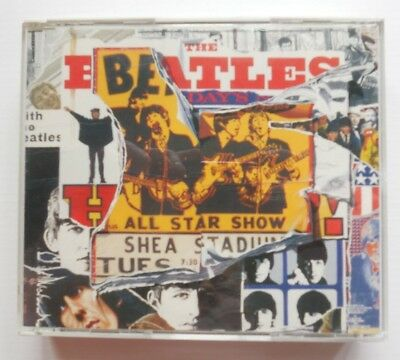 "The Beatles,  ""Anthology Vol. 2"",  Rock 2-CD Set,  Capitol Records"
