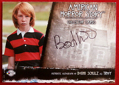 AMERICAN HORROR STORY - BODHI SCHULZ as Troy - Autograph Card