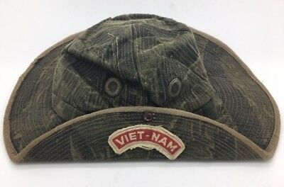VIETNAM WAR ERA Jungle Boonie Bush Hat -  219.00  a9d5f4964e3
