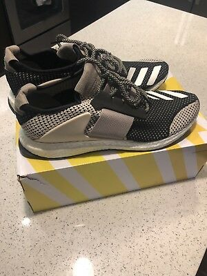 best sneakers 8f5b8 4a365 Rare Mens Adidas ADO Ultra Boost x Day One US BeigeBlack US Size 12