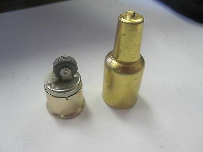 One RARE Vintage Beer Bottle Shaped Tiny Lighter Toy Small Mini Vending Machine