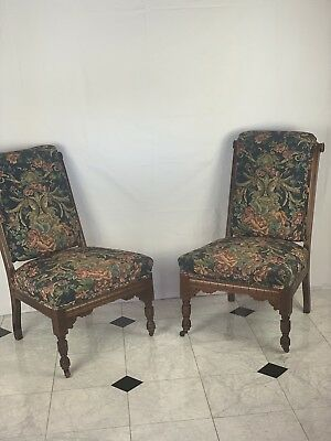 Pair of Antique Chairs; Excellent Condition