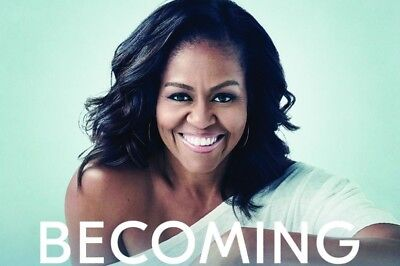 Becoming by Michelle Obama E-delivery Ebook PDF