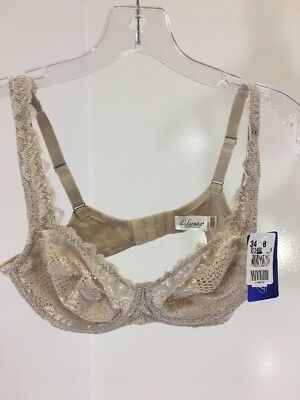 9ec1a8914d NWT 011870 LEONISA PERFECT EVERYDAY POSTURE CORRECTOR BRA