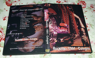 Vixen - Live in Cologne 1991 DVD - SPECIAL FAN EDITION
