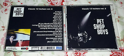 Pet Shop Boys - Classic 12 inchers collection Vol. 5 FAN EDITION with 10 Remixes