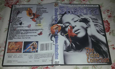 Shakira - The Video Collection (2 DVDs) SPECIAL FAN EDITION