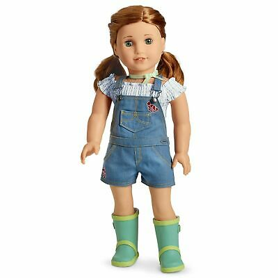 American Girl Blaire Wilson Gardening Outfit New In Box DOLL NOT INCLUDED!!!