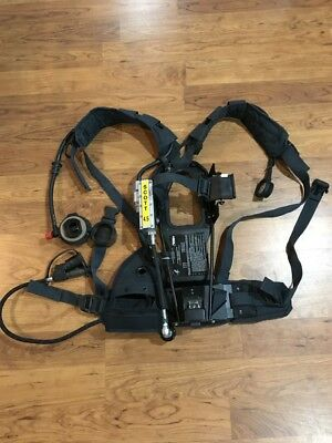 Scott Swat-Pak 4.5 SCBA Quick Connect/Disconnect EZ-FLO Regulator EBSS w/ 3'Hose