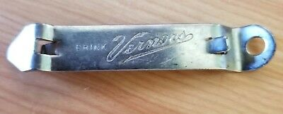 Vernors Bottle Opener Vintage Detroit Pop Soda