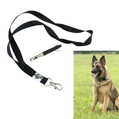 Pet Dog Training Obedience Whistle UltraSonic Supersonic Sound Pitch Quiet