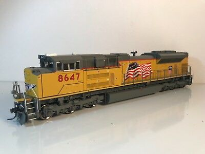 athearn genesis ho sd70ace sd70ah spirit of union pacific up 1943