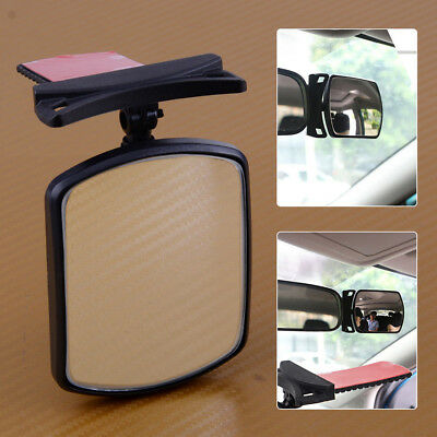 Adjustable Baby Mirror Facing Back Car Seat Rear View for Infant Child Toddler .
