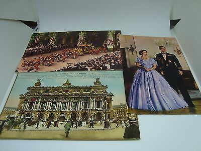 Vintage ROYALTY Postcards. AWESOME!