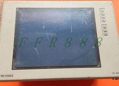 ONE USED Keyence touch screen RJ-800