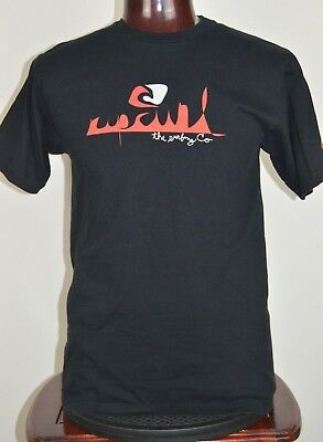 Ripcurl Coast to Coast The Surfing Co Mens L Graphic T Shirt Black Short Sleeves