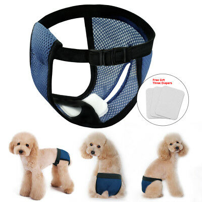 Small Medium Large Dogs Physiological Underwear Dog Sanitary Nappy Diaper Pants