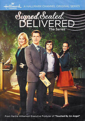 Signed, Sealed, Delivered: The Complete Series (2 Disc) DVD NEW