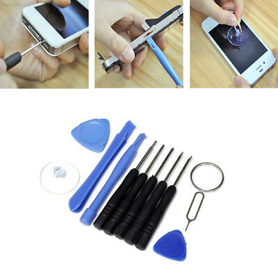 F4A9 Premium Scraper Suction Cup Cell Phones Screwdrivers 11pcs