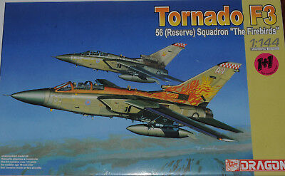 DRAGON 1/144 Tornado F3 Royal Air Force 56 Sqdn